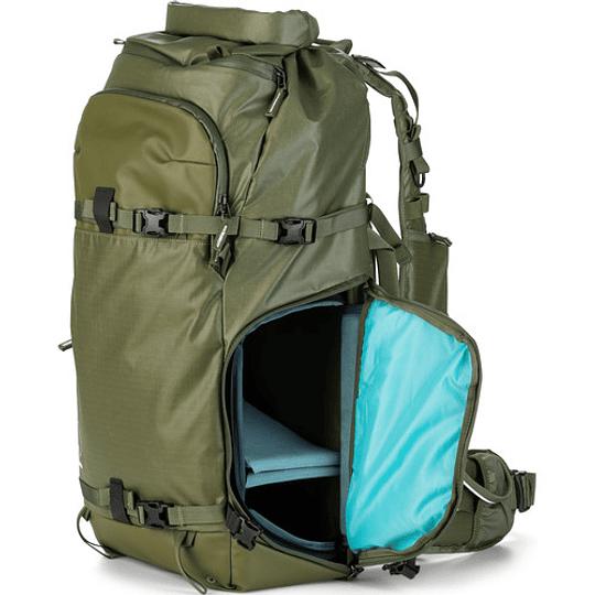 Shimoda Designs Action X50 Mochila Starter Kit con Core Unit Medio para DSLR Version 2 (Army Green) - Image 6