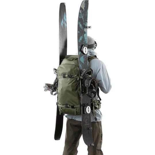 Shimoda Designs Action X50 Mochila Starter Kit con Core Unit Medio para DSLR Version 2 (Army Green) - Image 9