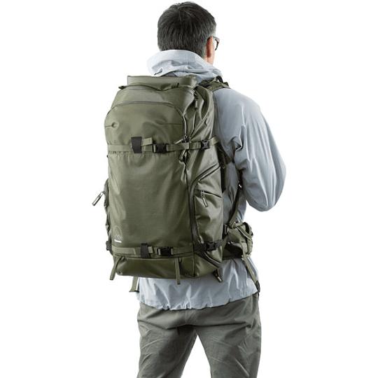 Shimoda Designs Action X50 Mochila Starter Kit con Core Unit Medio para DSLR Version 2 (Army Green) - Image 10