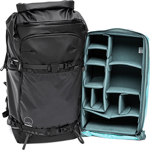 Shimoda Designs Action X70 Mochila Starter Kit con Core Unit Extra Grande DV (Black)