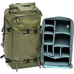 Shimoda Designs Action X70 Mochila Starter Kit con Core Unit Extra Grande DV (Army Green)