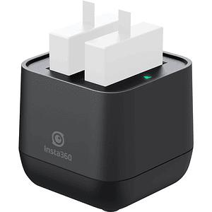 Insta360 CINOXBC/A Estación de carga Doble para baterías de ONE X
