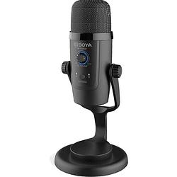 BOYA BY-PM500 Micrófono USB (iOS/Android, Mac/Windows)