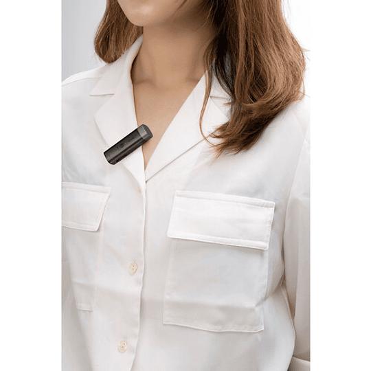 BOYA BY-WM3D Sistema de Micrófono Digital True-Wireless para iOS, Cámaras y Smartphones (2.4 GHz) - Image 6
