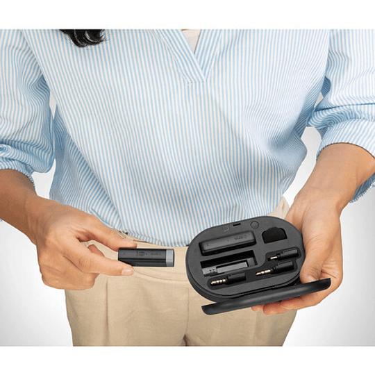 BOYA BY-WM3D Sistema de Micrófono Digital True-Wireless para iOS, Cámaras y Smartphones (2.4 GHz) - Image 7