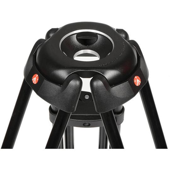 Kit de Vídeo Profesional Manfrotto 546GB + Cabezal MVH502A (502HD) + Bolso de Transporte - Image 6