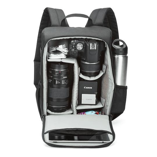 Lowepro Mochila Format Backpack 150 (Black) / LP36625 - Image 7