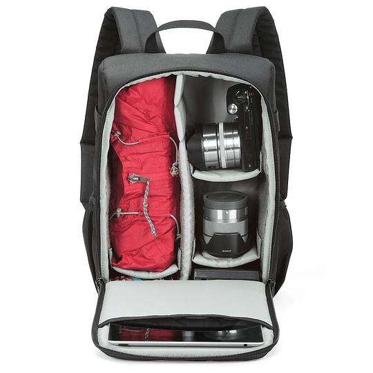 Lowepro Mochila Format Backpack 150 (Black) / LP36625 - Image 8