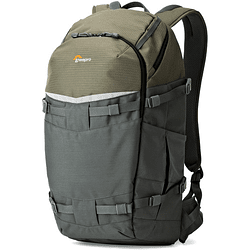 Lowepro Flipside Trek BP 450 AW Backpack (Gray/Dark Green) / LP37016