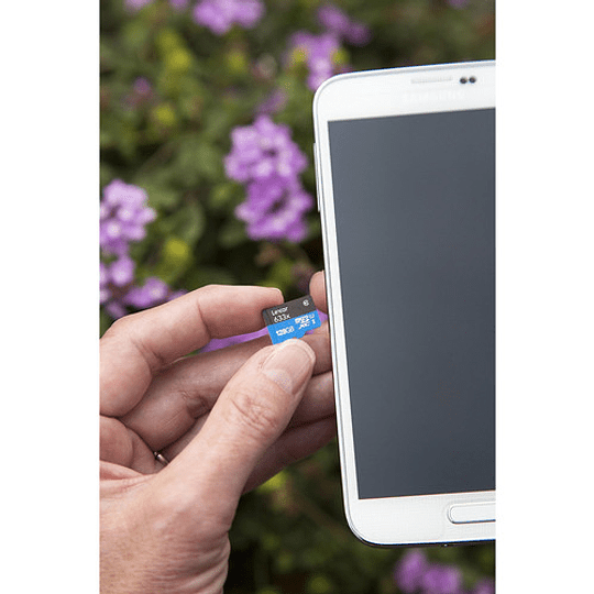 Lexar 128GB High-Performance 633x UHS-I microSDXC Tarjeta de Memoria con Adaptador SD - Image 4