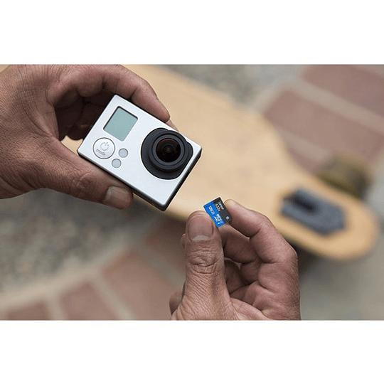 Lexar 128GB High-Performance 633x UHS-I microSDXC Tarjeta de Memoria con Adaptador SD - Image 6