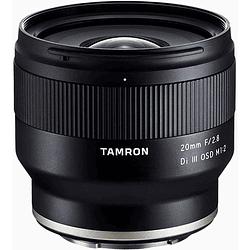 Tamron 20mm f/2.8 Di III OSD M 1:2 Lente para Sony E