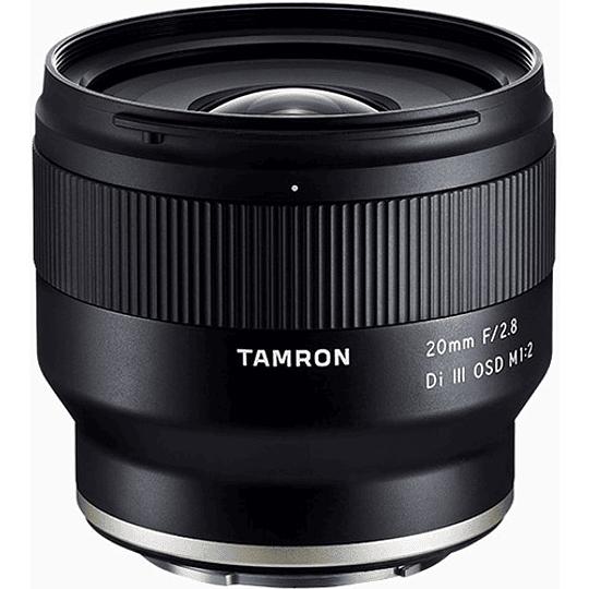 Tamron 20mm f/2.8 Di III OSD M 1:2 Lente para Sony E - Image 1