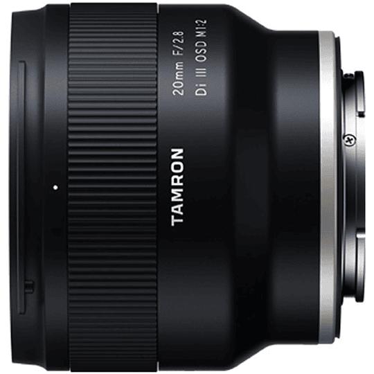 Tamron 20mm f/2.8 Di III OSD M 1:2 Lente para Sony E - Image 2