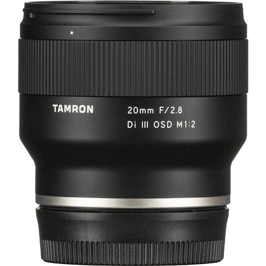 Tamron 20mm f/2.8 Di III OSD M 1:2 Lente para Sony E - Image 8