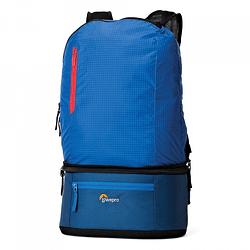 Lowepro Passport Duo, Mochila de Viaje Portátil Horizon Blue / LP37022