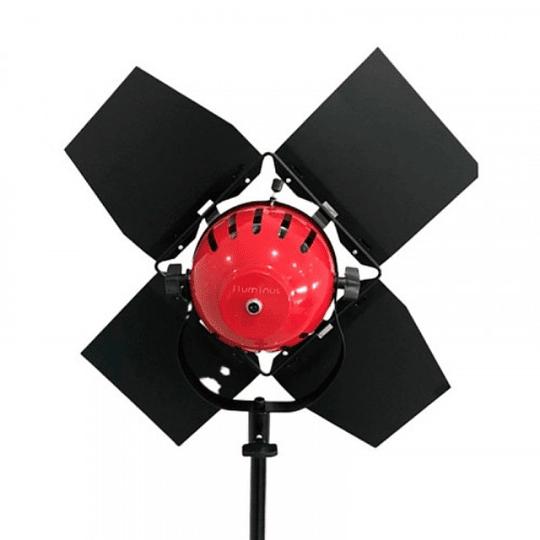 Iluminus Redhead Led Cabezal Tipo Fresnel De Luz Led de 55W - Image 1