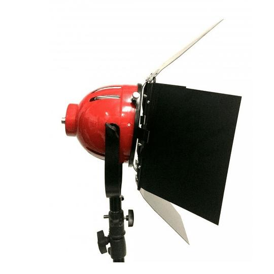 Iluminus Redhead Led Cabezal Tipo Fresnel De Luz Led de 55W - Image 2