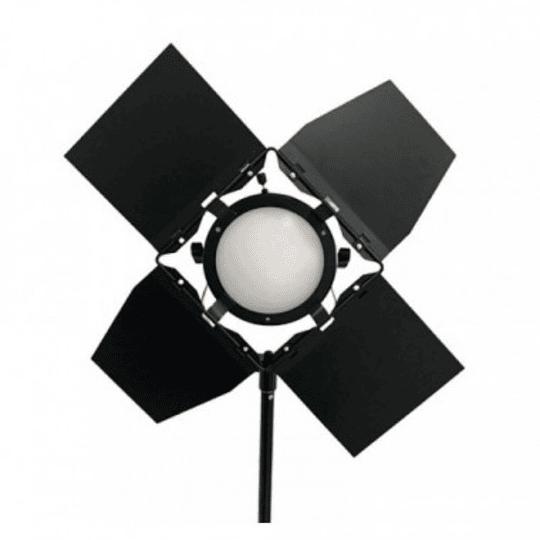 Iluminus Redhead Led Cabezal Tipo Fresnel De Luz Led de 55W - Image 3