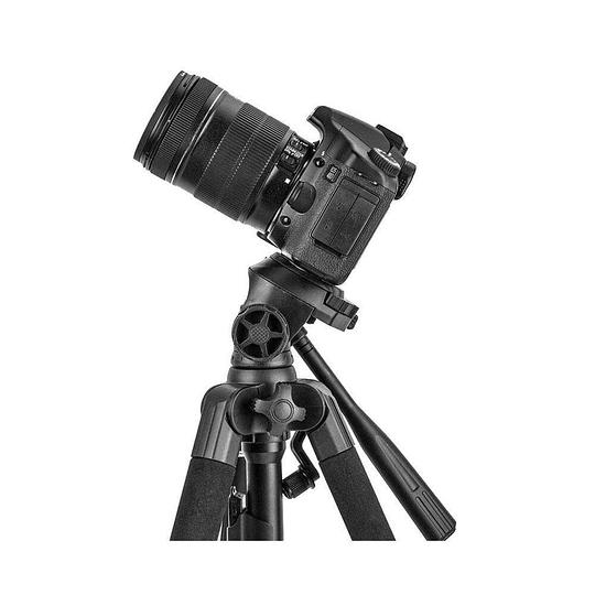 BENRO T899EX Kit Trípode de Aluminio + Cabezal + Bolso + Clip y Control Remoto para Smartphone - Image 3