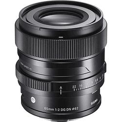 SIGMA 65mm f/2 DG DN Contemporary Lente para Sony E-Mount