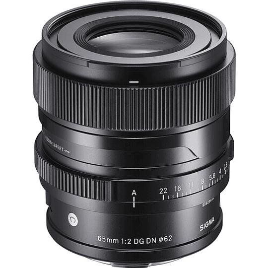 SIGMA 65mm f/2 DG DN Contemporary Lente para Sony E-Mount - Image 1