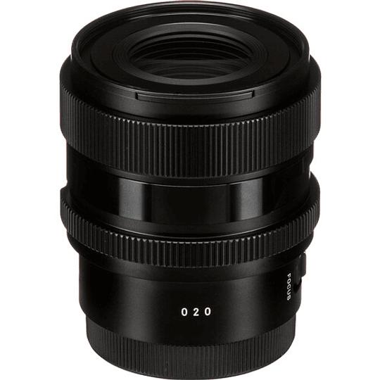 SIGMA 65mm f/2 DG DN Contemporary Lente para Sony E-Mount - Image 3