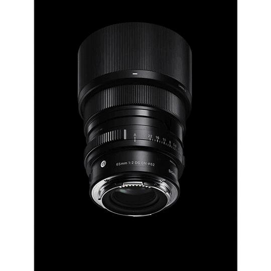 SIGMA 65mm f/2 DG DN Contemporary Lente para Sony E-Mount - Image 9