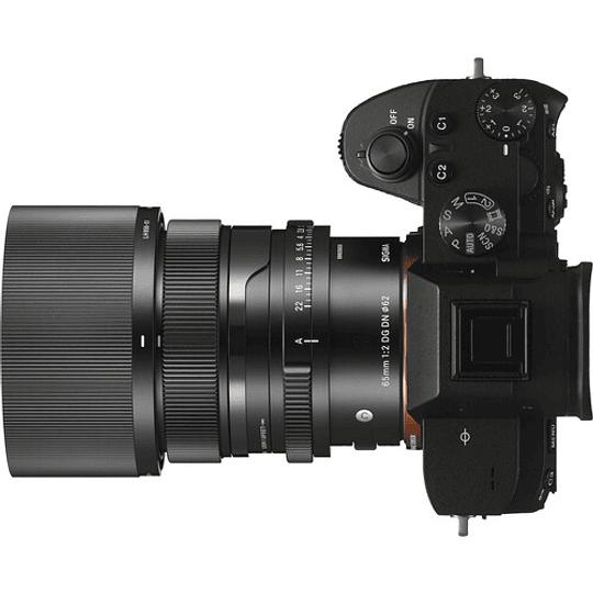 SIGMA 65mm f/2 DG DN Contemporary Lente para Sony E-Mount - Image 10