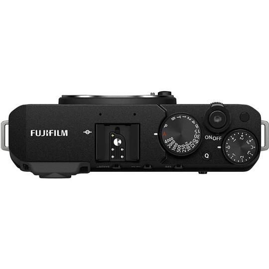 FUJIFILM X-E4 Cámara Mirrorless Digital (Sólo Cuerpo, Black) - Image 3