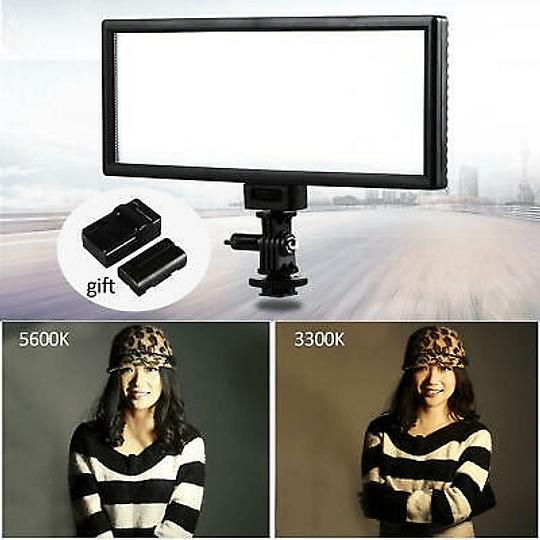 Viltrox L132T Luz de Video Profesional Ultra-Delgada - Image 3