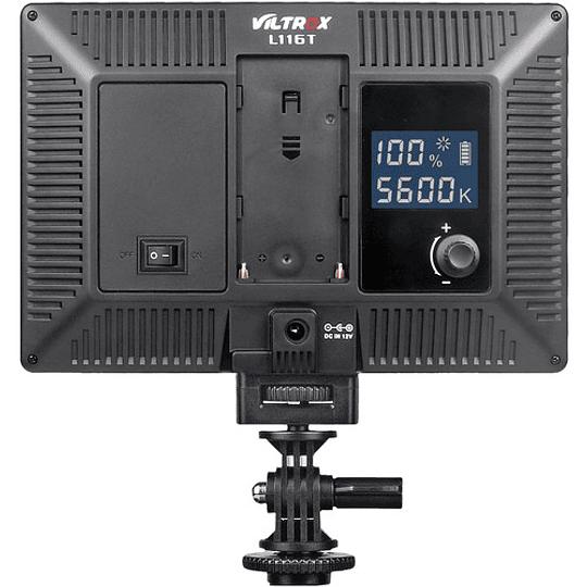 Viltrox L116T Luz de Video Profesional Ultra-Delgada - Image 2