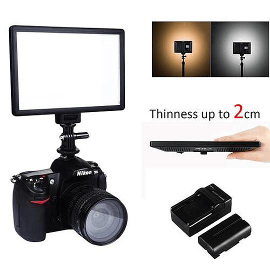 Viltrox L116T Luz de Video Profesional Ultra-Delgada - Image 4