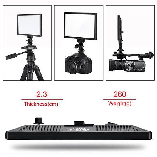 Viltrox L116T Luz de Video Profesional Ultra-Delgada - Image 5