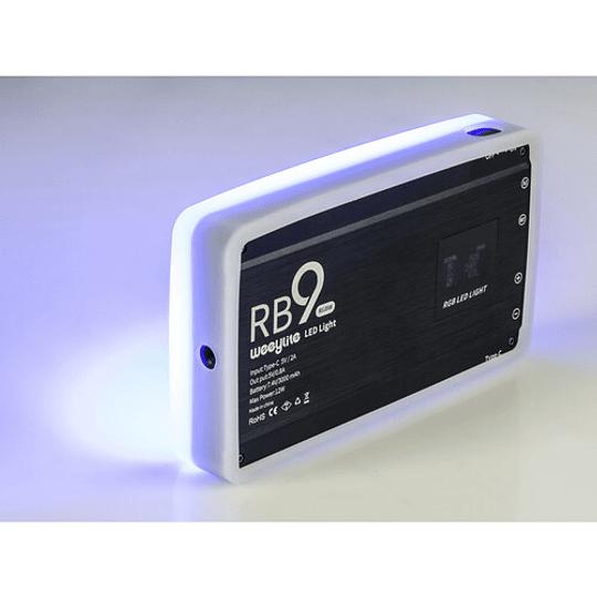 Weeylite RB9 Luz Led RGB para Fotografía Profesional - Image 7