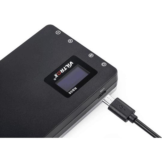 Viltrox RB08 Mini Bicolor Portable LED Light - Image 7
