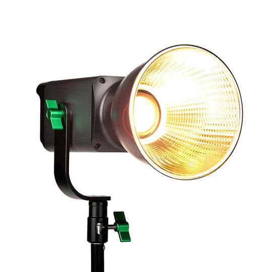 Weeylite Ninja 200 Luz LED COB Bicolor Portátil con Control Remoto Inteligente. - Image 2