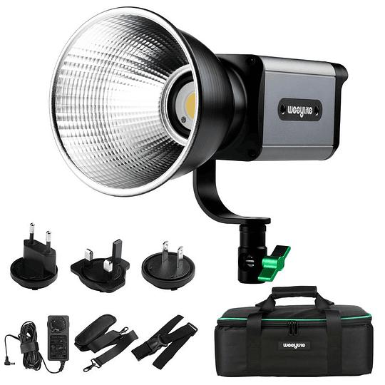 Weeylite Ninja 200 Luz LED COB Bicolor Portátil con Control Remoto Inteligente. - Image 8