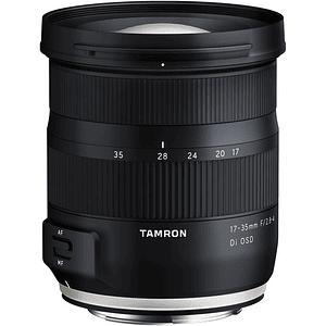 Tamron 17-35mm f/2.8-4 DI OSD Lente para Canon EF