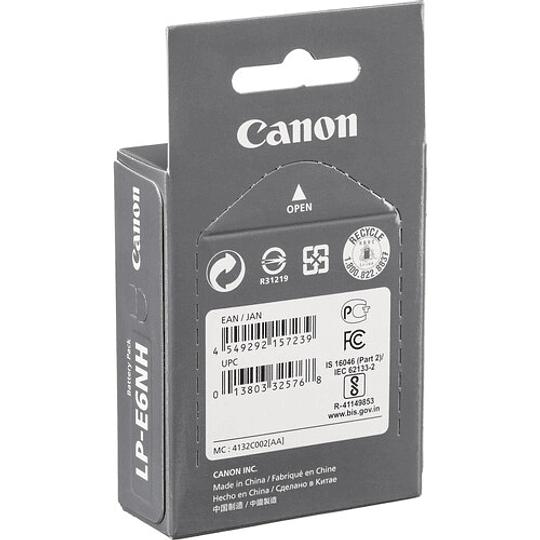 Canon LP-E6NH Batería Original EOS (7.2V, 1865mAh) / 4132C002AA - Image 3