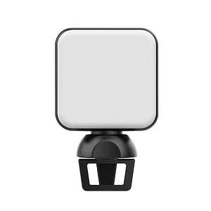 VIJIM CL04 Luz Led para Videollamadas con Clip para Macbook, Tablet, Smartphone y Accesorios