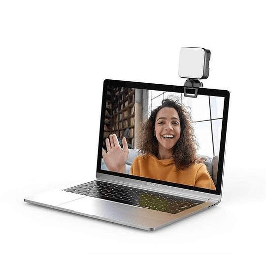 VIJIM CL04 Luz Led para Videollamadas con Clip para Macbook, Tablet, Smartphone y Accesorios - Image 3