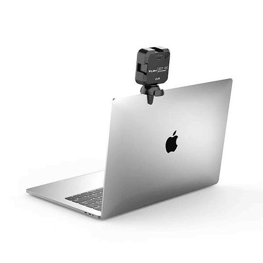 VIJIM CL04 Luz Led para Videollamadas con Clip para Macbook, Tablet, Smartphone y Accesorios - Image 4
