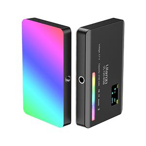 Ulanzi VL120 RGB Luz Led para Smartphone y Teletrabajo