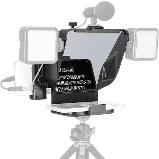 Ulanzi PT-15 Teleprompter Portátil para Cámaras y Smartphone con Control Remoto - Image 2