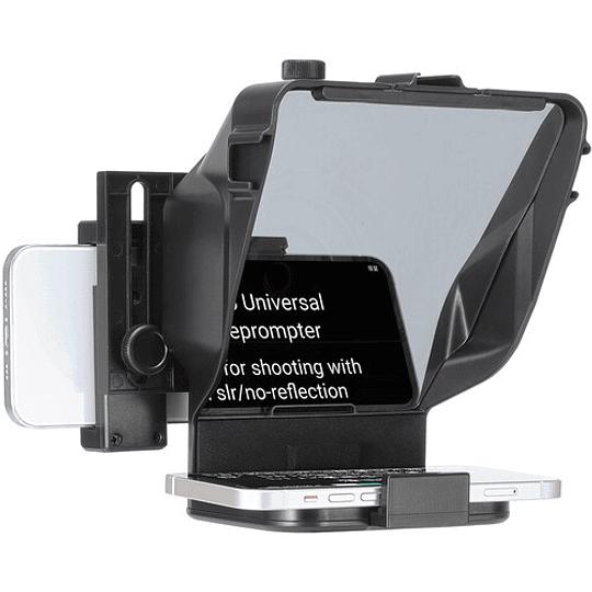 Ulanzi PT-15 Teleprompter Portátil para Cámaras y Smartphone con Control Remoto - Image 4