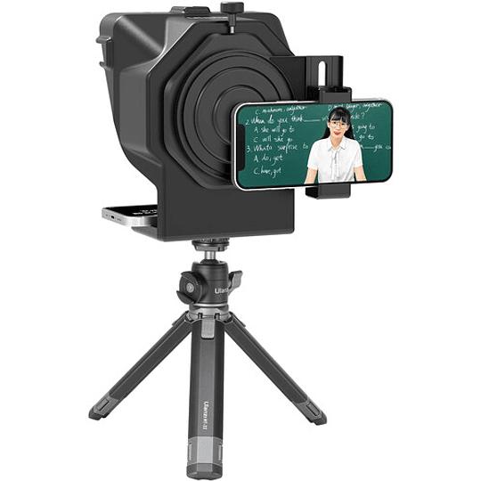Ulanzi PT-15 Teleprompter Portátil para Cámaras y Smartphone con Control Remoto - Image 10