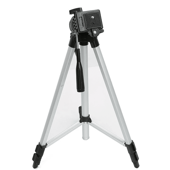 Soligor WT330A Tripode Básico Universal (Silver/Black) - Image 3