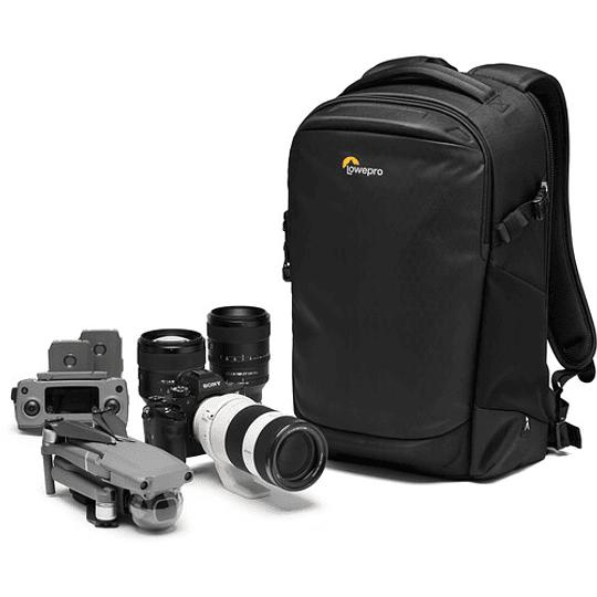 Lowepro Flipside 300 AW III Camera Backpack (Black) / LP37350 - Image 10