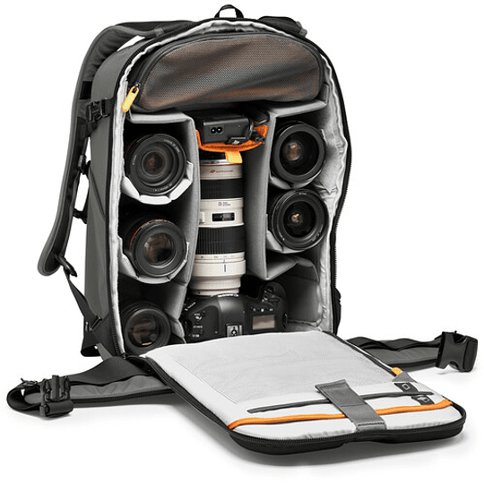 Lowepro Flipside 400 AW III Camera Backpack (Black) / LP37352 - Image 5
